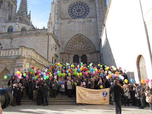 Consejo Europeo en Burgos