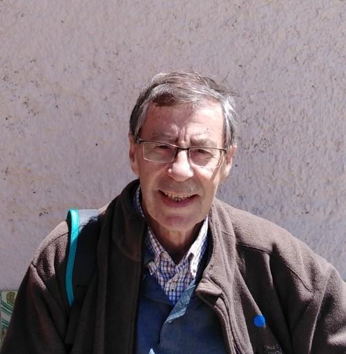 Ángel Bolea<br>Sacerdote diocesano Zaragoza