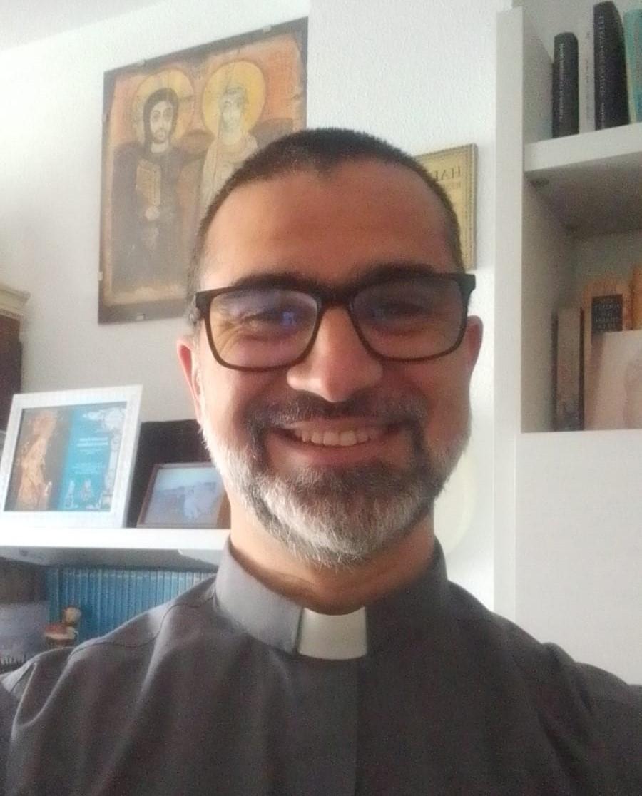 Jaime Quiralte <br> Sacerdote diocesano Ciudad Real