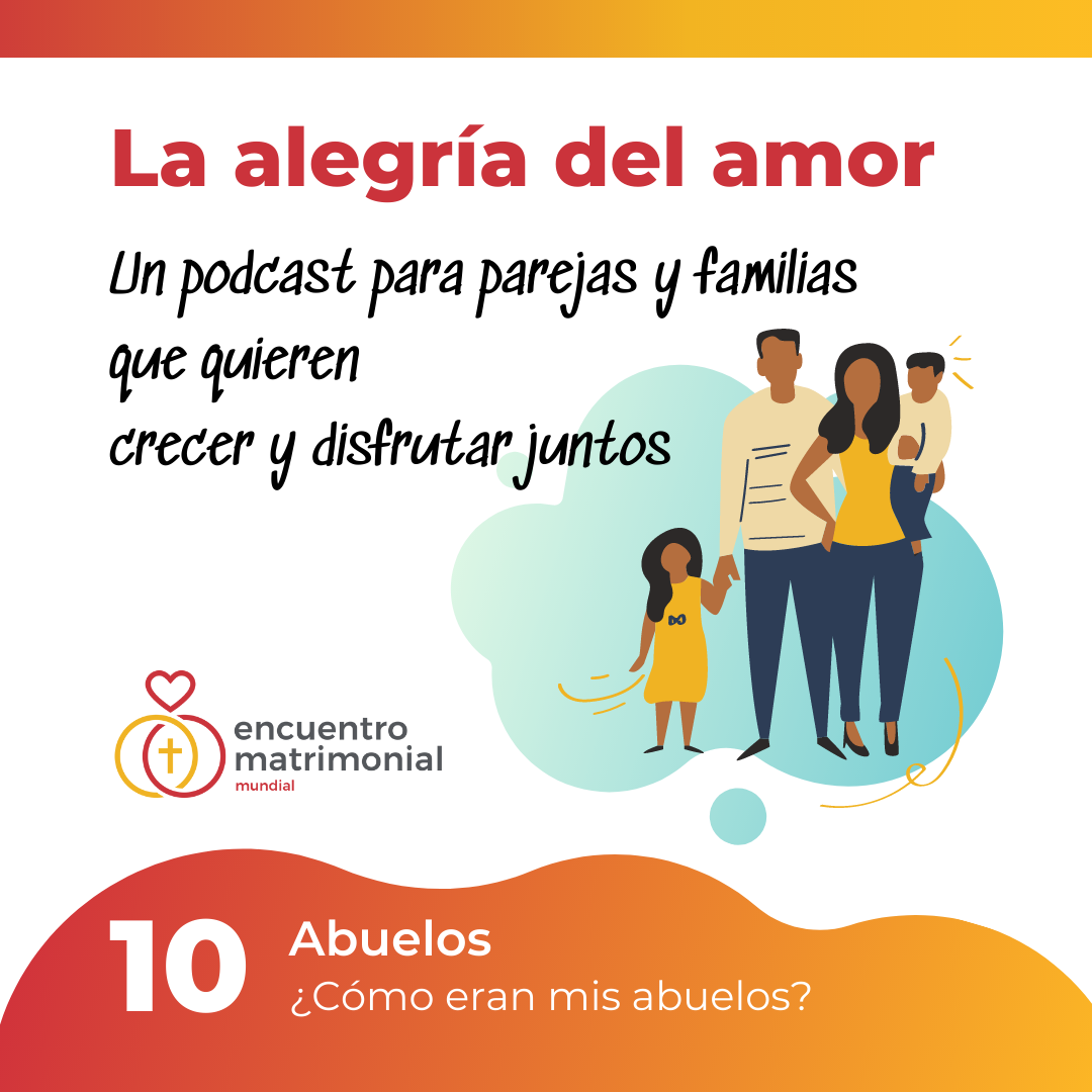 carátual podcast 10 La alegría del Amor EM